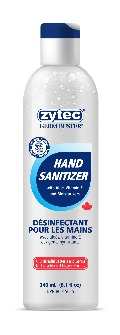 Zytec Clear Gel Hand Sanitizer Pro 70% - 240 ml